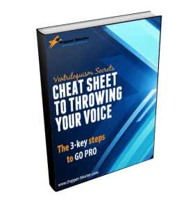 how to throwing your voice cheat sheet