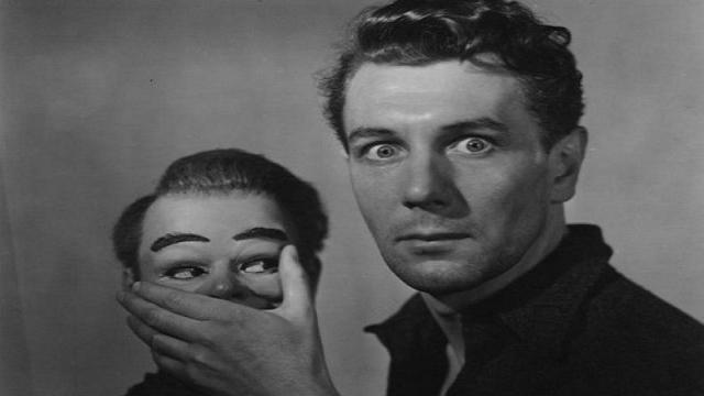 ventriloquist eye contact