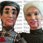 gramps and granny dolls