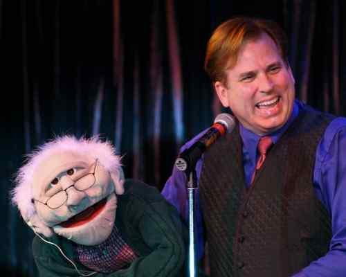 Dan Horn ventriloquist comedian