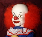 clown creepy dummy