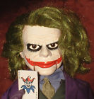 dummy dark joker knight puppet