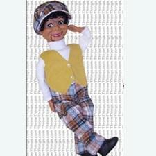 standard upgrade lester ventriloquist dummy