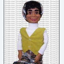 super deluxe upgrade lester ventriloquist dummy