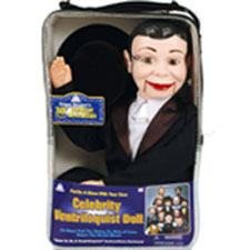 Basic Charlie McCarthy Ventriloquist Doll