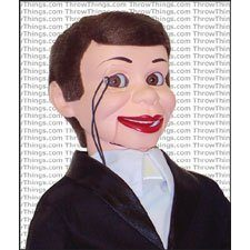 Deluxe Upgrade Charlie McCarthy Ventriloquist Dummy