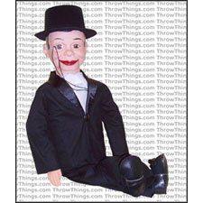 Standard Upgrade Charlie McCarthy Ventriloquist puppet
