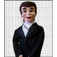 Super Deluxe Upgrade Charlie McCarthy Ventriloquist Dummy