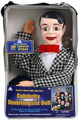 DANNY O DAY BASIC VENTRILOQUIST DUMMY