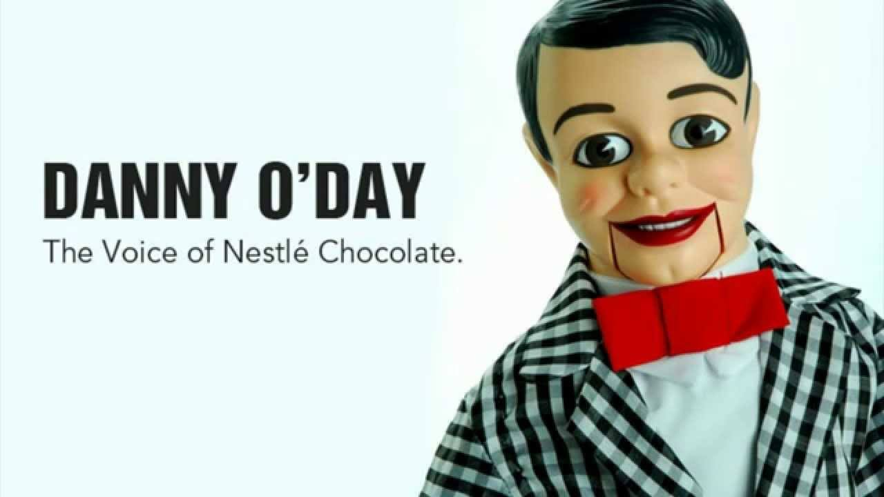 danny o day puppet for sale