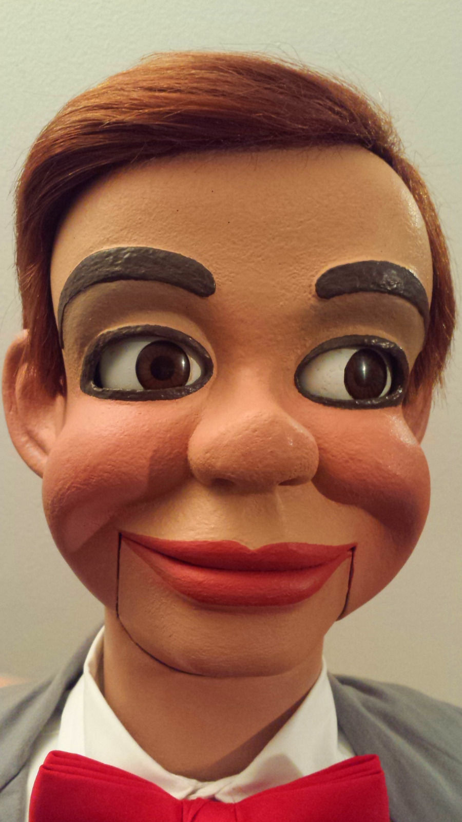 jerry mahoney ventriloquist dummy doll