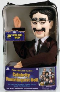 groucho marx ventriloquist doll