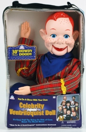 howdy doody doll for sale original ventriloquist dummy