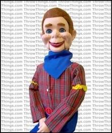 howdy doody puppet super deluxe