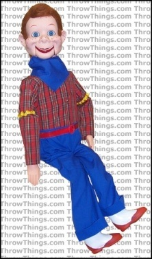 howdy doody ventriloquist dummy
