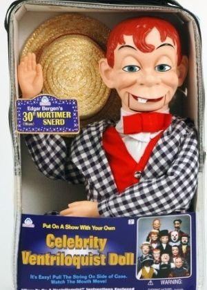 mortimer snerd doll