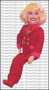 carol channing puppet