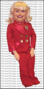 carol channing ventriloquist doll sd