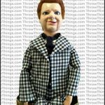 wc fields ventriloquist dummy - deluxe