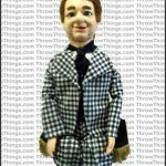 wc fields ventriloquist doll - super deluxe