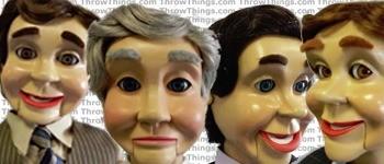 professional ventriloquist dummies