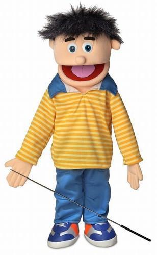 bobby puppet peach