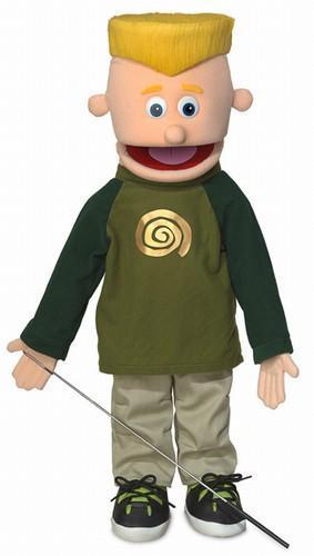 eddie puppet