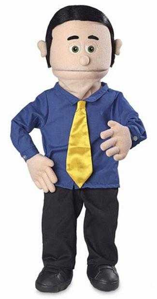 gorge puppet