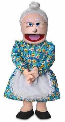 granny puppet