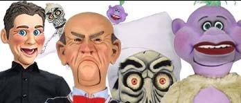 jeff dunham ventriloquist puppets