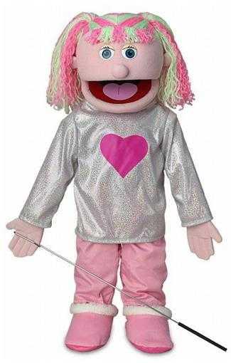 kimmie puppet